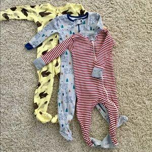Other - Organic Baby Overalls Bundle